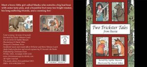 two trickster tales audio book combined covers larger