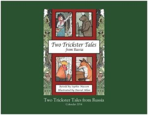 Two Tricksters calendar 2014
