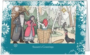 christmas cards tricksters2